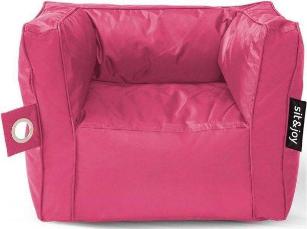 Sit&joy Kinder Zitzak Stoel Primo - Roze