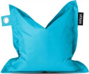 Sit&joy Kinder Zitzak Tutti - Aquablauw