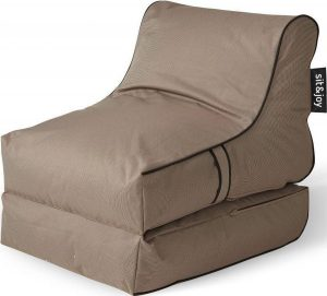 Sit&joy Ligbed Hawaii - Chocolade