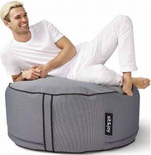 Sit&joy Poef Capri XL - Marineblauw