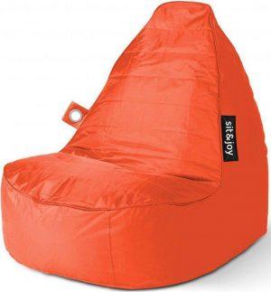 Sit&joy Zitzak stoel Senza - Oranje