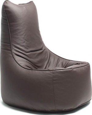 Sitting Bull Chill Seat Leatherlook - Bruin
