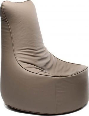 Sitting Bull Chill Seat Leatherlook - Taupe