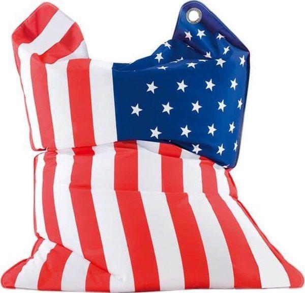 Sitting Bull Fashion Bull - Stars & Stripes