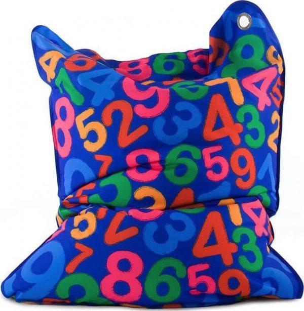 Sitting Bull Fashion Mini Bull - Numbers