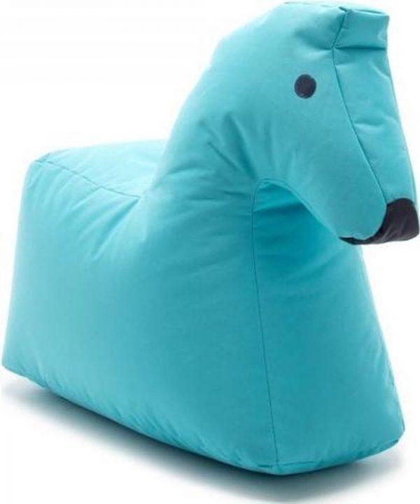 Sitting Bull Happy Zoo Lotte het Paard- Aqua