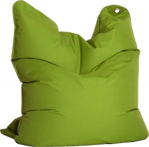 Sitting Bull zitzak large groen