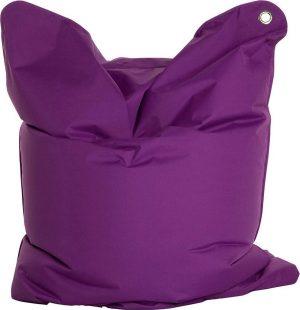 Sitting Bull zitzak large violet