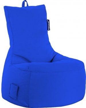 Sugarpufy Junior Gamer Zitzak Waterafstotend Blauw
