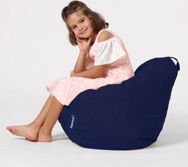 Sugarpufy Kids Pear Waterafstotend - Donker Blauw