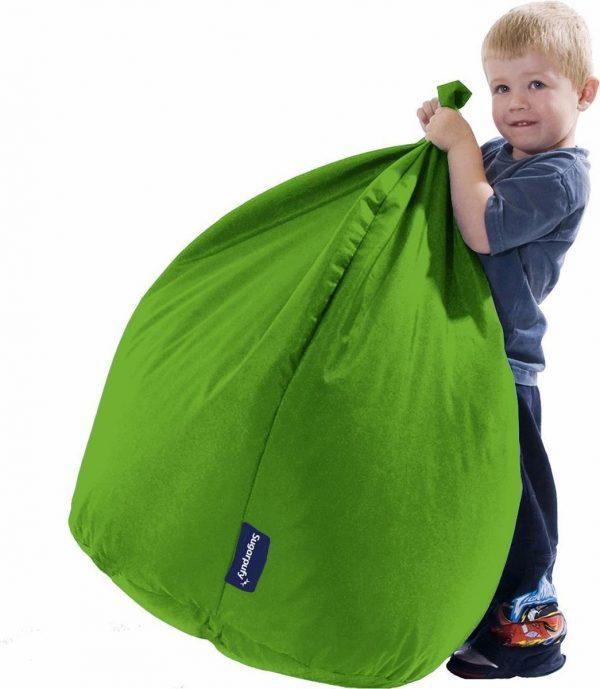 Sugarpufy Kids Pear Waterafstotend - Groen