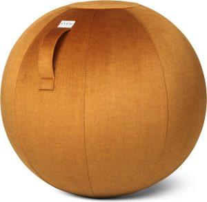 VLUV BOL VARM zitbal Pumpkin - 70-75cm