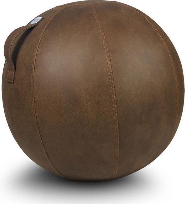 VLUV VEEL zitbal Cognac 75cm