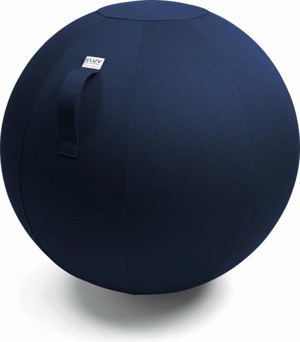 Vluv LEIV zitbal 60-65cm Royal Blue
