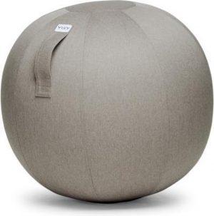 Vluv Leiv zitbal Stone-H 60-65 cm