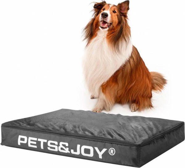 sit&joy® Dog Bed Large Antraciet