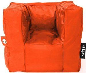sit&joy® Kinder Zitzak Stoel Poco - Oranje