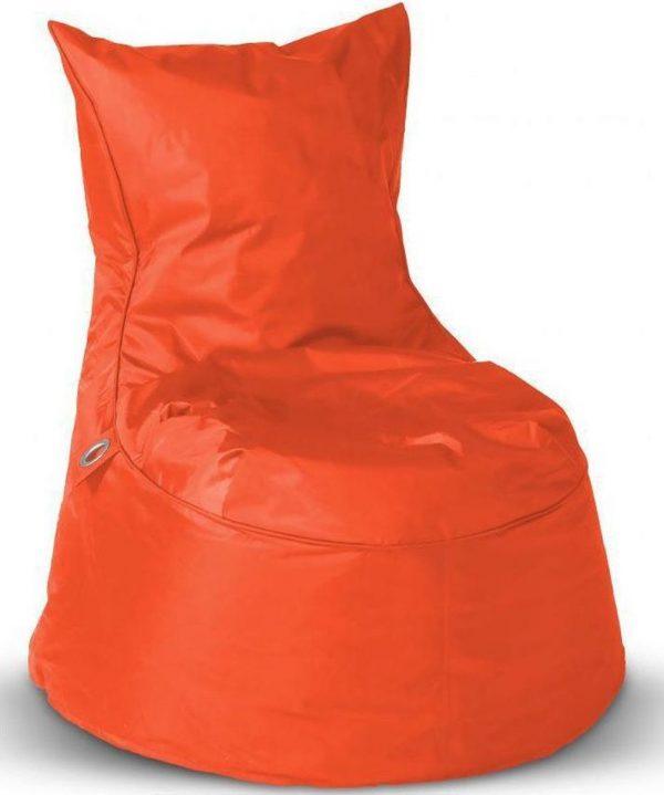 sit&joy® zitzak Dolce - Oranje