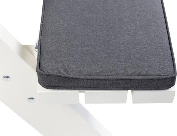 MaximaVida picknicktafel kussen Antro 120 x 27,5 x 5 cm - 1 stuk - waterafstotend