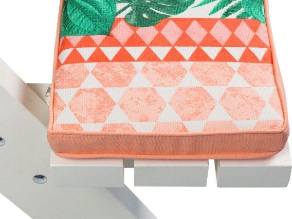 MaximaVida picknicktafel kussen Nina 180 x 27,5 x 5 cm - 1 stuk