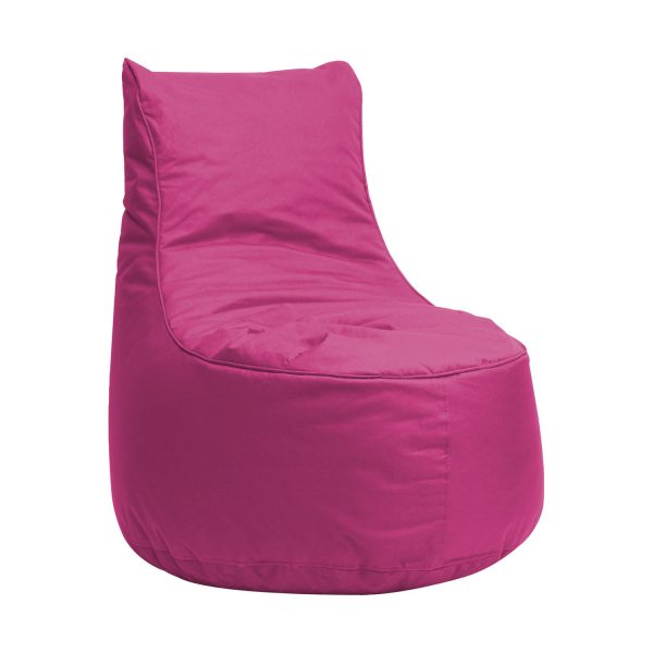 Overseas Comfort Chair Fuchsia