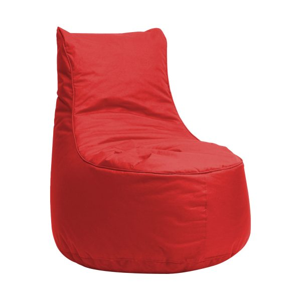 Overseas Comfort Chair Red