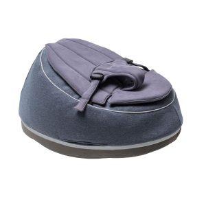 doomoo seat zitzak blauw