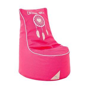 lifetime kidsroom zitzak roze