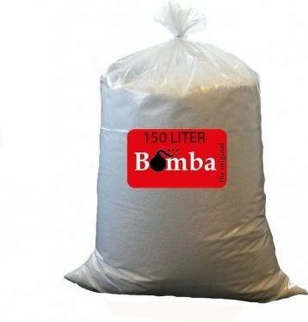 Bomba EPS zitzak vulling zitzakvulling 150 ltr.