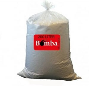 Bomba EPS zitzak vulling zitzakvulling 200 ltr.