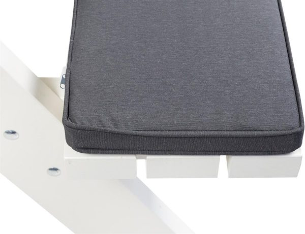 MaximaVida picknicktafel en biertafel kussen Antro 55 x 27,5 x 5 cm - waterafstotend - 1 stuk