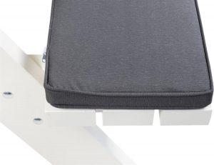MaximaVida picknicktafel kussenpakket Antro 180 x 27,5 x 5 cm - 2 stuks - waterafstotend
