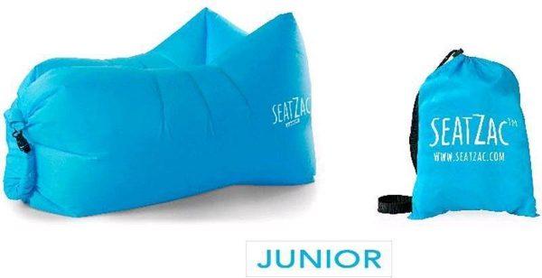 SeatZac Junior Blauw