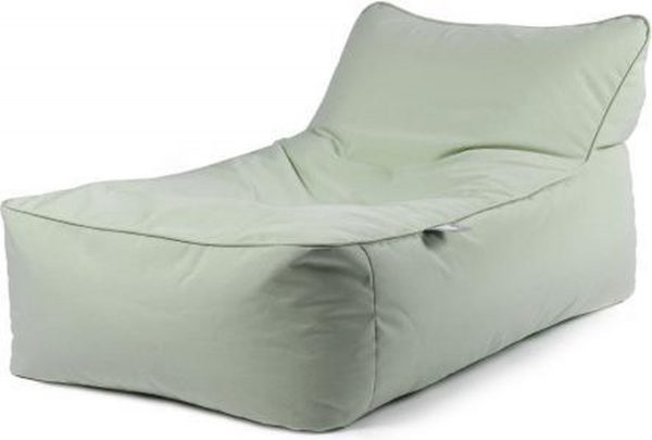 B-Bed lounger Pastel Groen incl. kussen Extreme Lounging