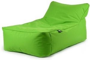 B-Bed lounger Lime Groen excl. kussen Extreme Lounging