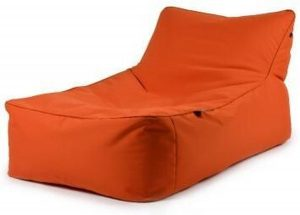 B-Bed lounger Oranje excl.kussen Extreme Lounging