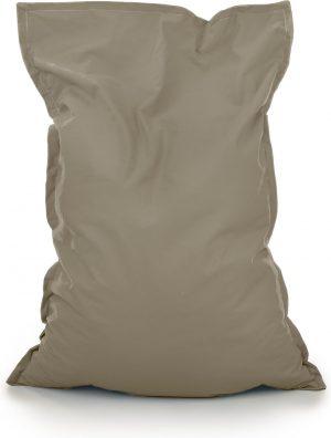 Drop & Sit Zitzak Stof - Donkergroen - 115x150 cm - Voor Binnen