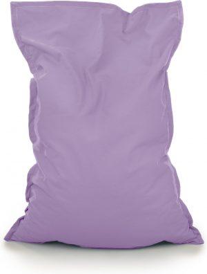 Drop & Sit Zitzak Stof - Roze - 100x150 cm - Voor Binnen