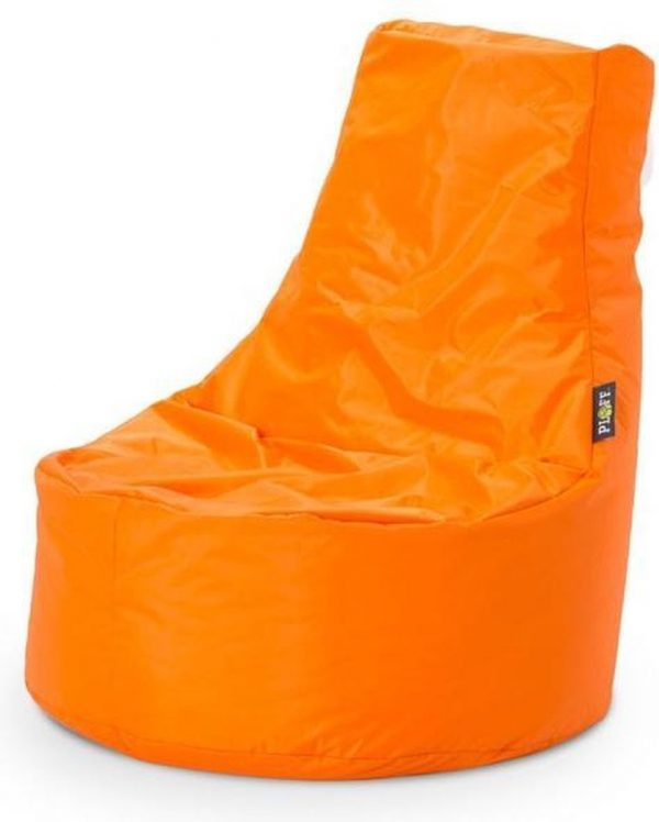 Ploff Giraffe - Zitzak - Orange