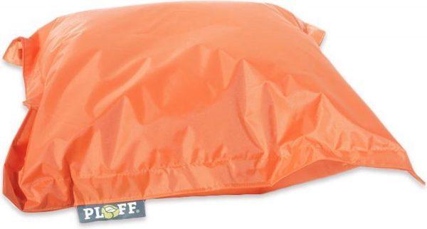 Ploff Racoon 70 x 70cm Zitzak Orange