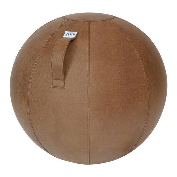 Vluv - VEEL zitbal 70-75 cm - Cognac