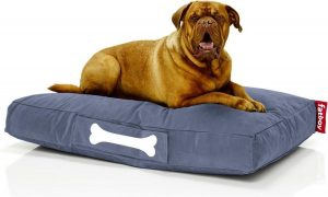 Fatboy Doggielounge Stonewashed Groot Hondenkussen Blauw