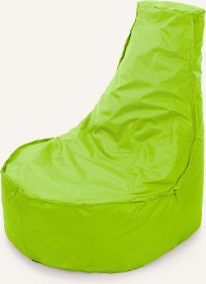 Drop & Sit Noa Zitzak - Appelgroen - 100 Liter