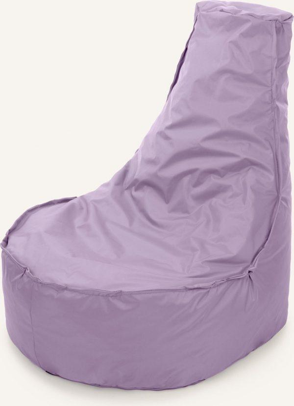 Drop & Sit Noa Zitzak - Lavendel - 100 Liter