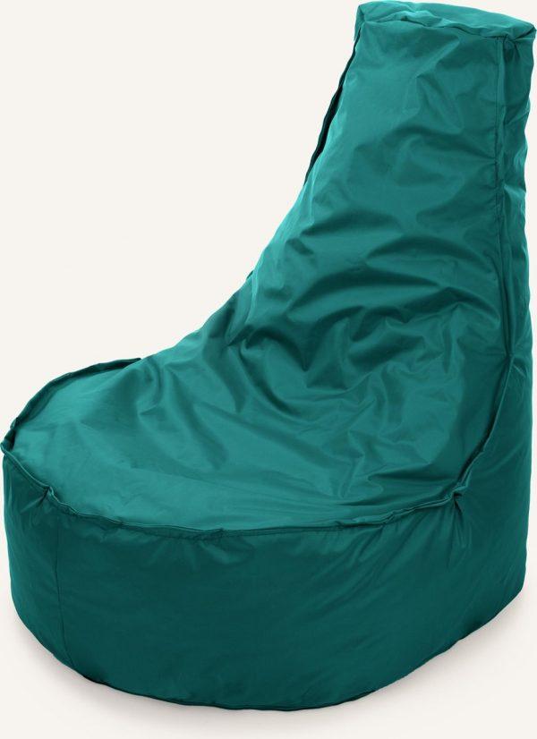 Drop & Sit Noa Zitzak - Smaragd - 100 Liter