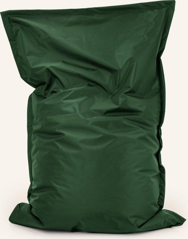 Drop & Sit Zitzak Nylon - DonkerGroen - 115 x 150 cm