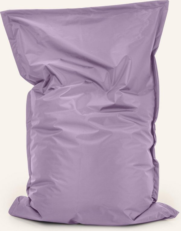 Drop & Sit Zitzak Nylon - Lavendel - 100 x 150 cm