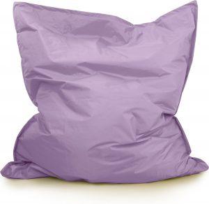 Drop & Sit Zitzak Nylon - Lavendel - 130 x 150 cm