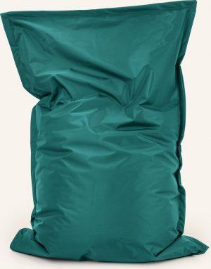 Drop & Sit Zitzak Nylon - Smaragd- 100 x 150 cm