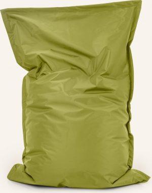 Drop & Sit Zitzak Nylon - SpringGroen - 100 x 150 cm